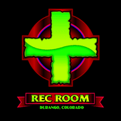 Logo for Durango Rec Room