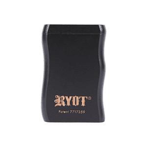 RYOT®   RYOT® Wooden Magnetic Short Taster Box in Black