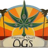 Coachella Valley OGS Cannabis Dispensary in Palm Desert