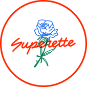 Logo for Superette