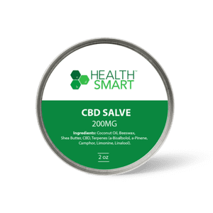HealthSmart CBD   CBD Soothing Balm (200mg)