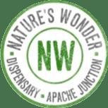 Logo for Nature's Wonder Dispensary - Apache Junction