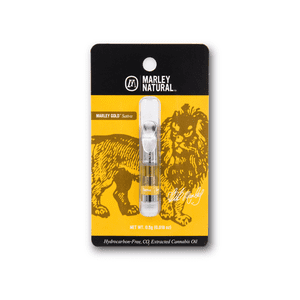 Marley Natural   Marley Gold™: Sativa Cannabis Oil (Acapulco Gold)
