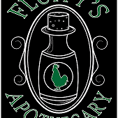 Logo for Fluffy's Apothecary