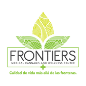 Logo for Frontiers Medical Cannabis & Wellness Center Humacao