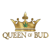 Logo for Queen of Bud - Calgary
