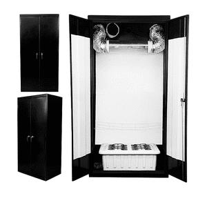 Super Closet   SuperFlower 3.0 HPS Grow Cabinet