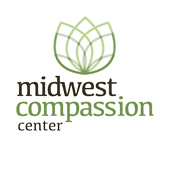 Logo for Midwest Compassion Center
