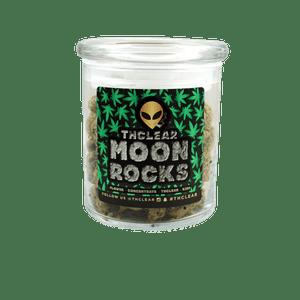 THClear   MOON ROCKS - STRAWBERRY