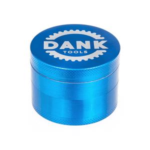 DankStop   Dank Tools- 50mm 4-Piece Herb Grinder