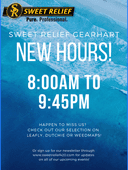 Sweet Relief - Gearhart