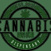 Logo for Cannabis Nation - Oregon City