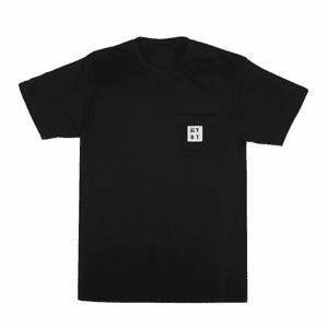 RYOT®   RYOT® Logo POCKET Tee Shirt in Black