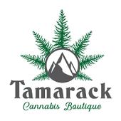 Logo for Tamarack Cannabis Boutique