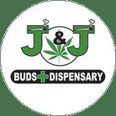 Logo for J & J Buds and Dispensary