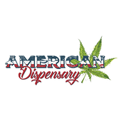 Logo for American Dispensary