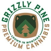 Logo for Grizzly Pine Medical Cannabis