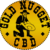 Logo for Gold Nugget CBD-Ontario