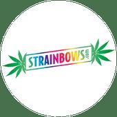Logo for STRAINBOWS CANNABIS