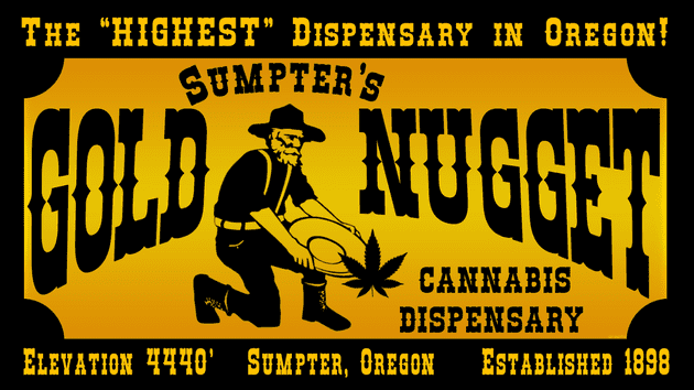 Sumpter's Gold Nugget