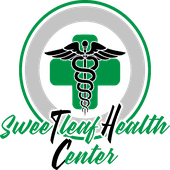Logo for Sweetleaf Health Center