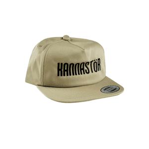 Kannastör®   KANNASTOR® Unconstructed Hat in Beige