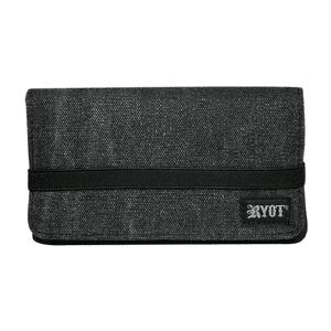 RYOT®   RYOT® Large Black Roller Wallet™