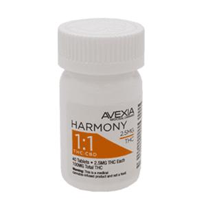 Avexia™   Harmony 1:1 Tablets