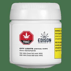 Edison Cannabis Co.   Edison City Lights