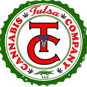 Logo for Tulsa Cannabis Company, LLC