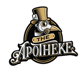 Logo for The Apotheke