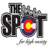 Logo for The Spot 420 - Pueblo Central