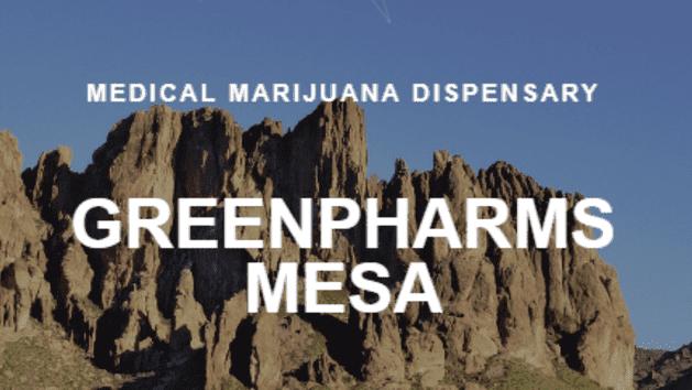 Green Pharms Dispensary Mesa