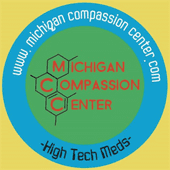Logo for Michigan Compassion Center