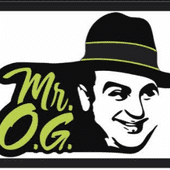 Logo for Mr. O.G. - Seattle