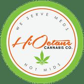 Logo for Hi Octane Cannabis Co.