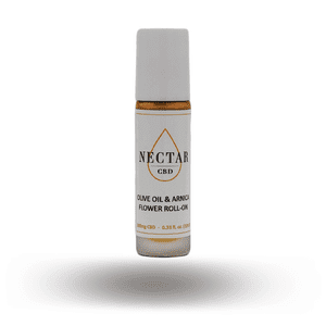 Nectar CBD   Olive Oil & Arnica Flower Roll-On