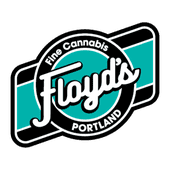 Logo for Floyd's Fine Cannabis on Whitaker