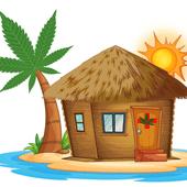 Logo for The Grass Hut II