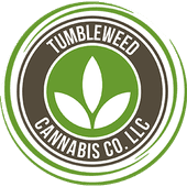Logo for Tumbleweed Cannabis Co