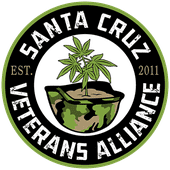 Logo for Santa Cruz Veterans Alliance - SCVA