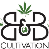 Logo for B&B Cultivation