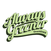 Logo for Always Greener Downtown - Redmond
