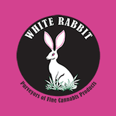 Logo for White Rabbit Cannabis - Lynnwood
