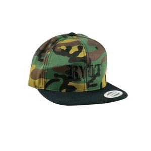 RYOT®   RYOT® Classic Snapback Hat (CAMO)