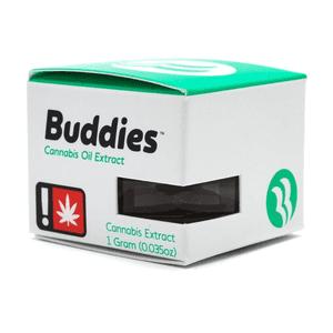 Buddies Brand   Critical Cure CBD Concentrate