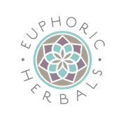 Logo for Euphoric Herbals Apothecary (CBD only)