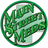 Logo for Main Street Meds
