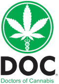 Logo for Doctors of Cannabis - Stillwater