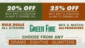 Green Fire Cannabis - Seattle